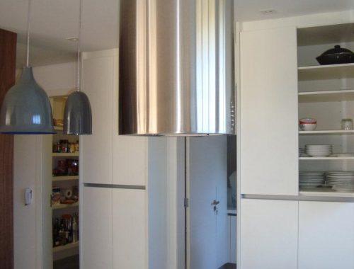 Coifa Cozinha Cilindrica